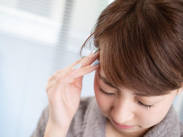 身体の歪みによる血流の悪化も頭痛の原因になります